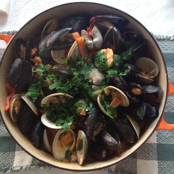 Maria's Shellfish Delight