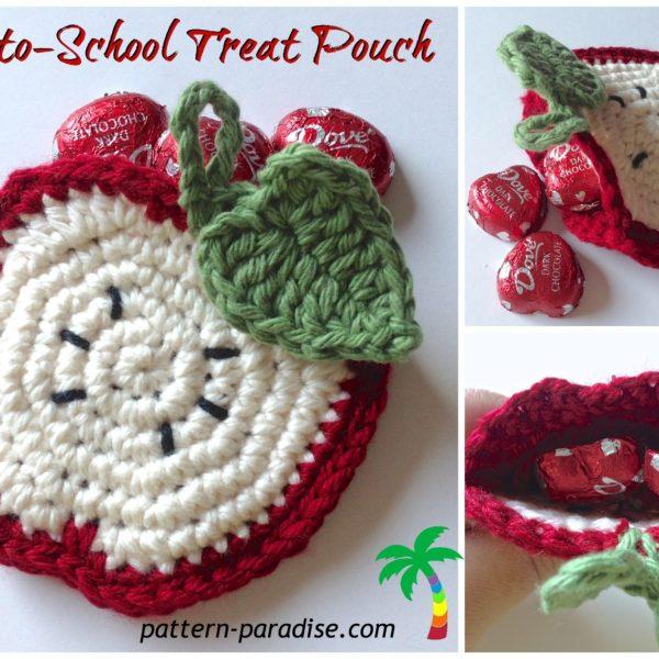 FREE Crochet Pattern – Back-to-School Teacher's Treat