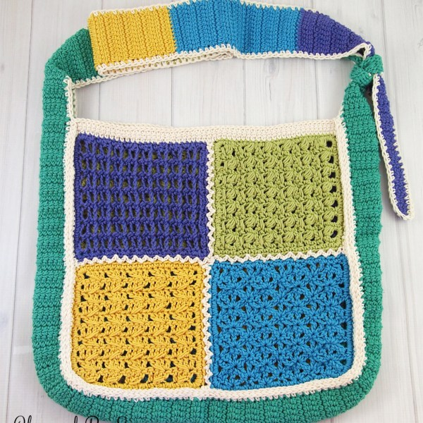 FREE Crochet Pattern ~ Stitch'n Style Handbag Reveal!