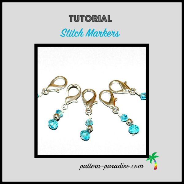 Tutorial: Beaded Stitch Markers