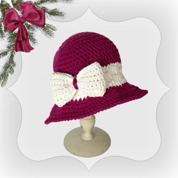 FREE Crochet Pattern – Holiday Joy