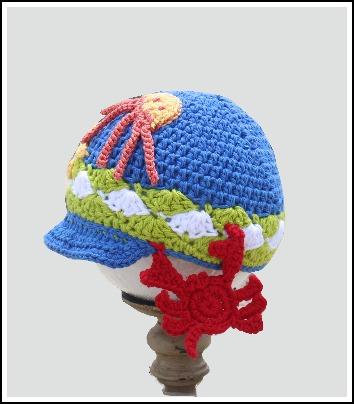 crabby hat