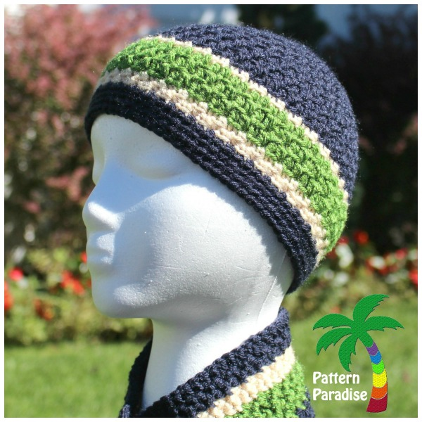 Outdoor Splendor Crochet Pattern by Pattern-Paradise