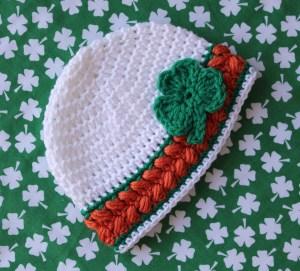 Cherise Hat Crochet Pattern by Pattern Paradise