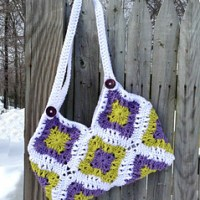 Windmill_Square_Fat_Bottom_Bag by Sonya Blackstone