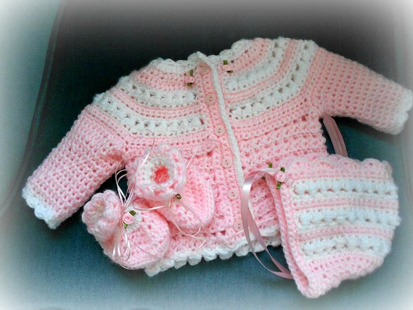 Crochet patterns SHOW IT OFF by Pattern Paradise