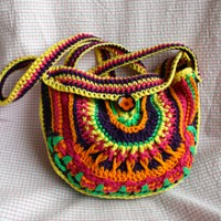 Crochet_mandala_bag by Luz Patterns