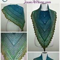 Juliette Shawl by Jessie at Home