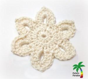 Fancy Flower Layer 2 2885