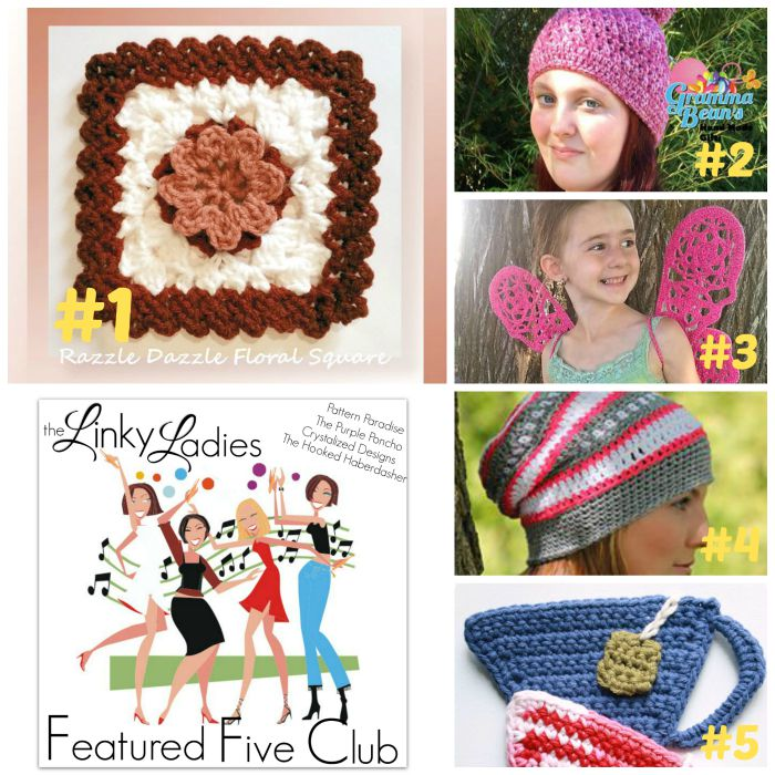 Linky Ladies Community Link Party #15