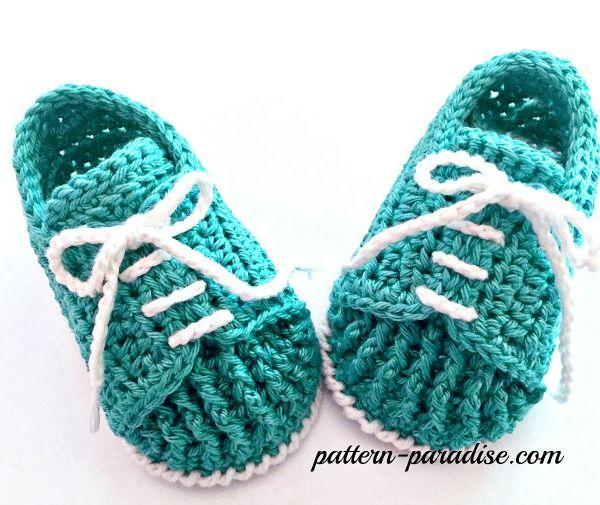 Crochet Pattern: Twinkle Toes Booties