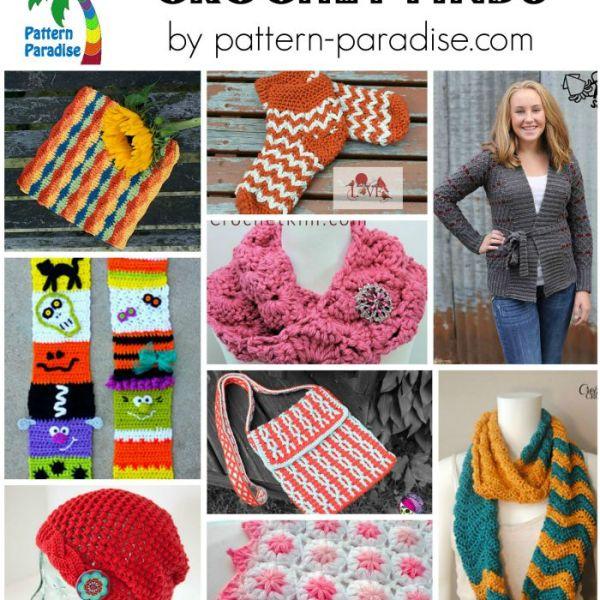 Crochet Finds – 9-14-15