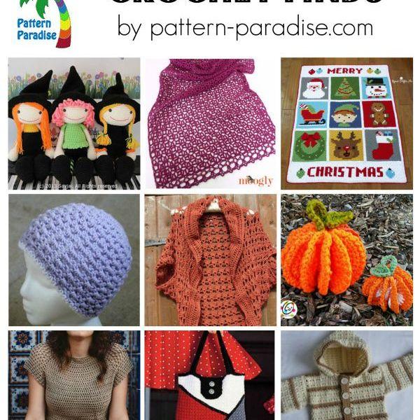 Crochet Finds – 9-28-15