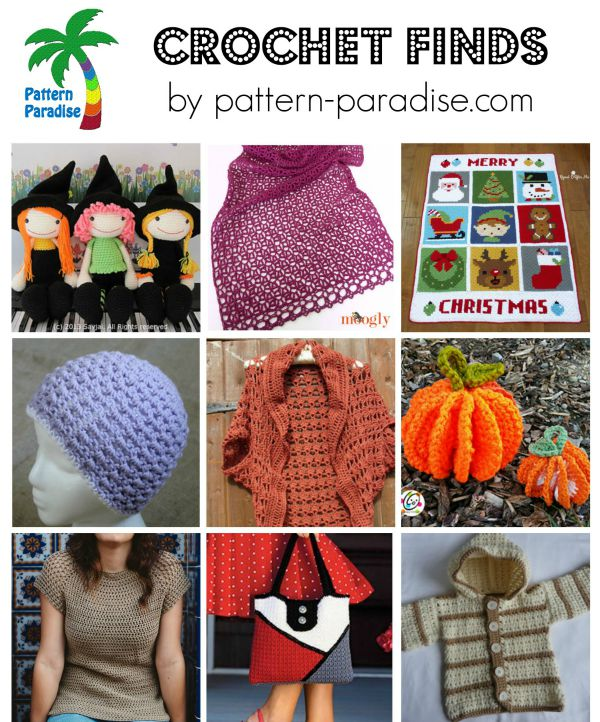 Crochet Finds 9-28-15