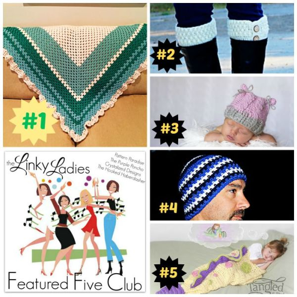 Linky Ladies #19 on Pattern Paradise