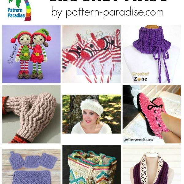 Crochet Finds – 11-09-15