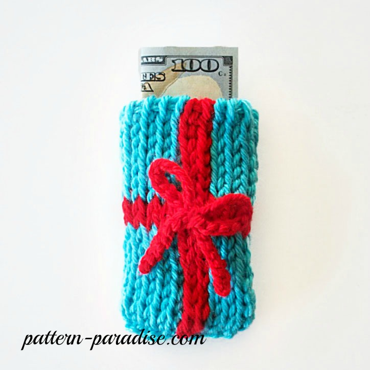 Free Crochet Pattern: Money & Gift Card Holders | Pattern ...