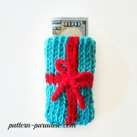 Crochet Pattern Money & Gift Card Holder by Pattern-Paradise Box