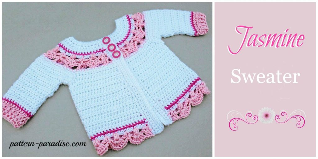 Jasmine Sweater Cover
