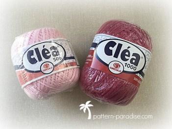 Crochet Pattern Clea Doily by Pattern-Paradise.com