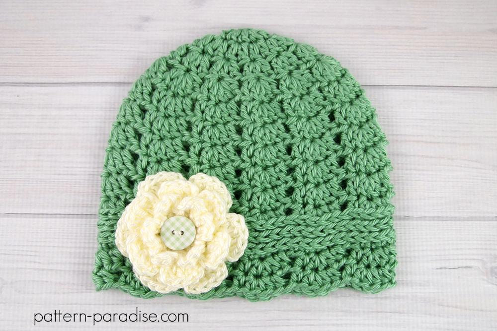 Free Crochet Pattern Charmed Cloche Pattern Paradise