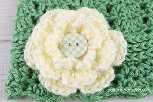 Free Crochet Pattern: Charmed Cloche by Pattern-Paradise.com
