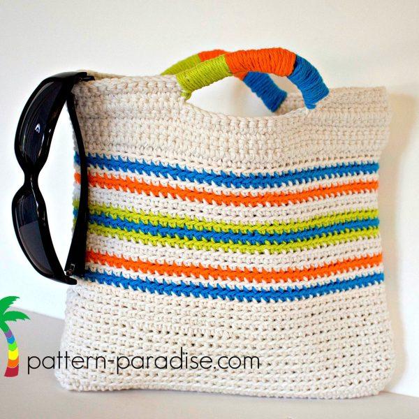 Free Crochet Pattern: Tutti Frutti Clutch