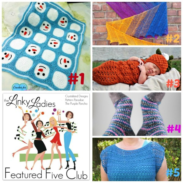 Linky Ladies Community Link Party #74