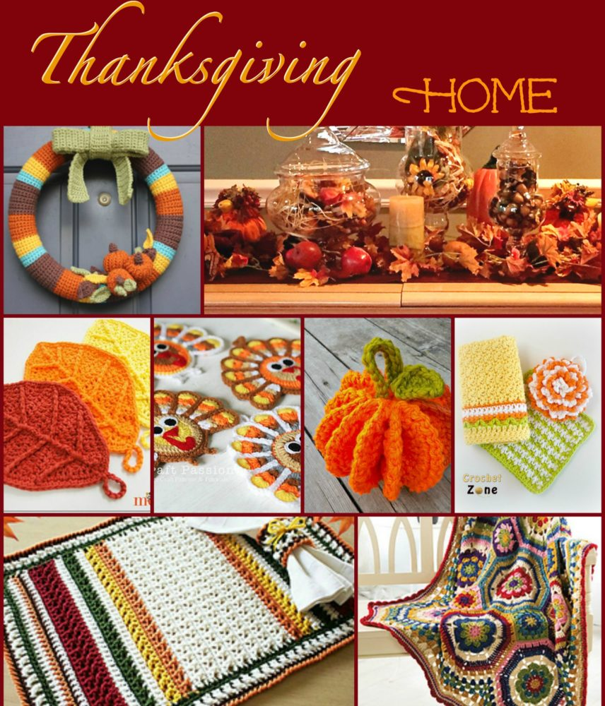 Thanksgiving Home by Pattern-Paradise.com