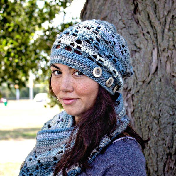 Crochet Pattern: Aspen Slouch