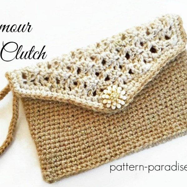 Glamour Clutch: #12WeeksChristmasCAL Week 10