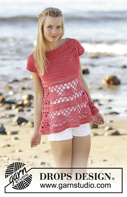 Crochet Finds Pretty Tops For Spring And Summer