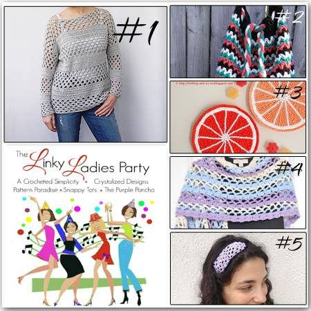 Linky Ladies Community Link Party #104