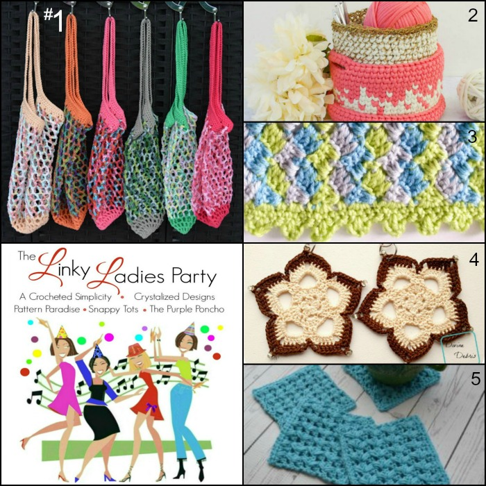 Linky Ladies Community Link Party #106