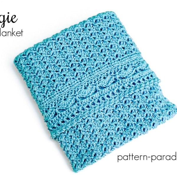 Crochet Pattern: Georgie Baby Blanket