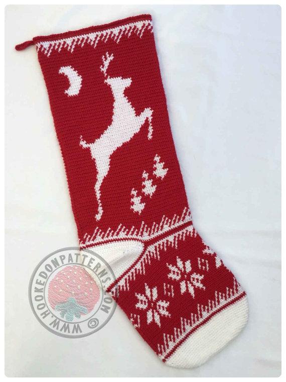 Christmas Stocking Gift Basket