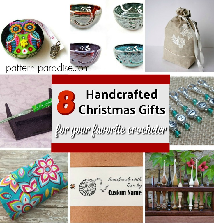 Friday Finds – Gifts for Crocheters & Knitters
