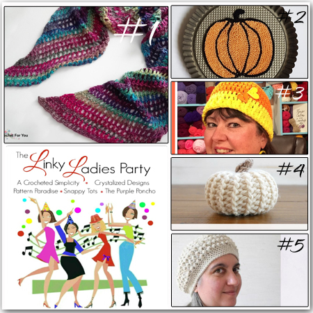 Linky Ladies Community Link Party #118