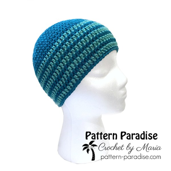 Free Crochet Pattern: Basic Beanie