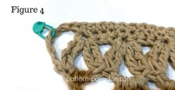 Free Crochet Pattern Parisian Hug Wrap on Pattern-Paradise.com