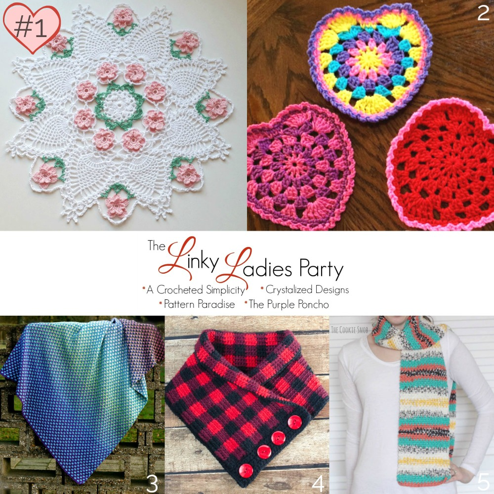 Linky Ladies Community Link Party #126