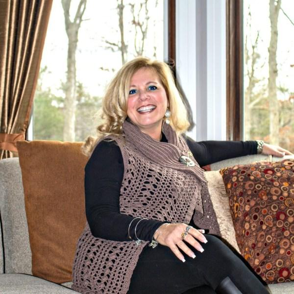 #CelebrateMomCAL – My Favorite Waterfall Sweater Part 2