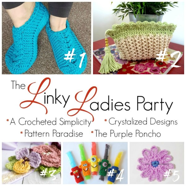 Linky Ladies Community Link Party #133