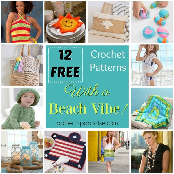 Crochet Finds – Get Your Beach Vibe Going!