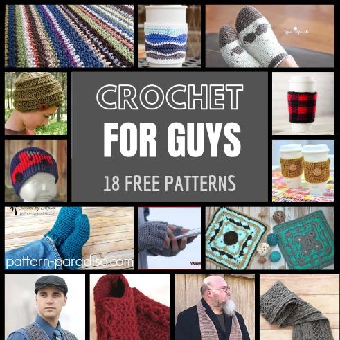 Crochet Finds – Crochet For Guys!