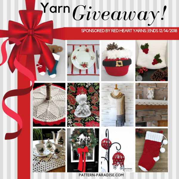 #12WeeksChristmasCAL – Grand Prize Giveaway!