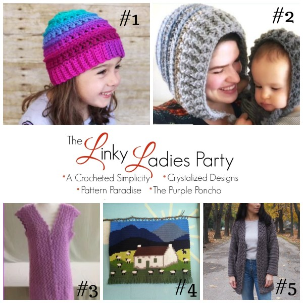 Linky Ladies Community Link Party #147