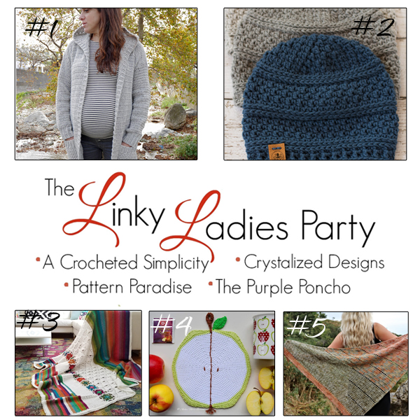 Linky Ladies Community Link Party #149