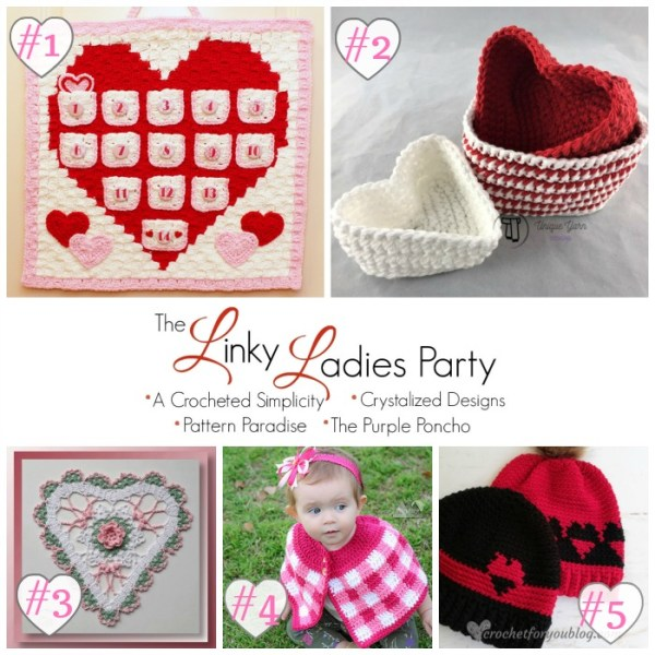 Linky Ladies Community Link Party #151