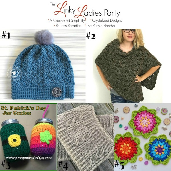 Linky Ladies Community Link Party #154
